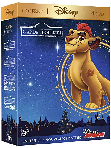 La Garde du Roi Lion - Coffret 4 DVD