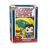Funko- Pop Vinyl Cover DC Comics Superman Action Comic (50468)