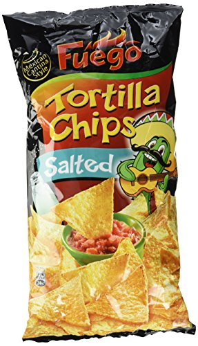 Fuego Tortilla Chips Salted (1 x 450 g)