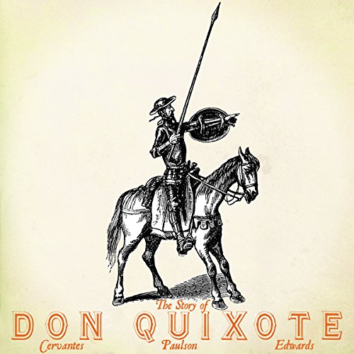 The Story of Don Quixote, Volume I audiobook cover art