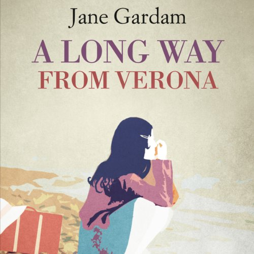 A Long Way from Verona audiobook cover art