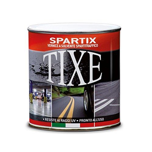 TIXE 406.801 Spartix Spartitraffico, Batik, Bianco, 2,5 Lt