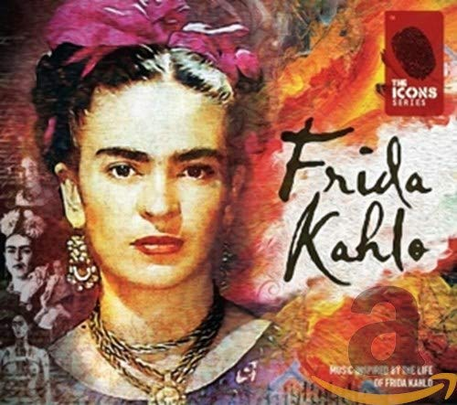Frida Kahlo - The Icons Series