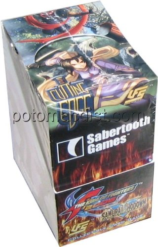 Universal Fighting System [UFS]: SNK Cutting Edge Booster Box