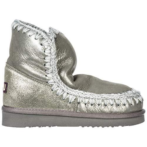 Mou Eskimo 18 Damen, Wildleder, Low Boots, 40 EU