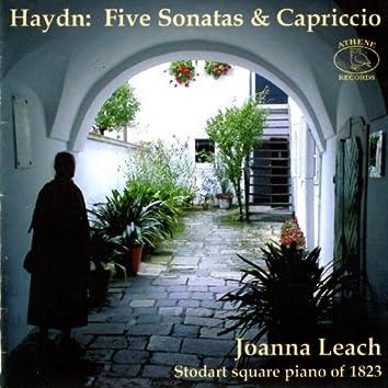 Haydn, J.: 5 Sonatas and Capriccio