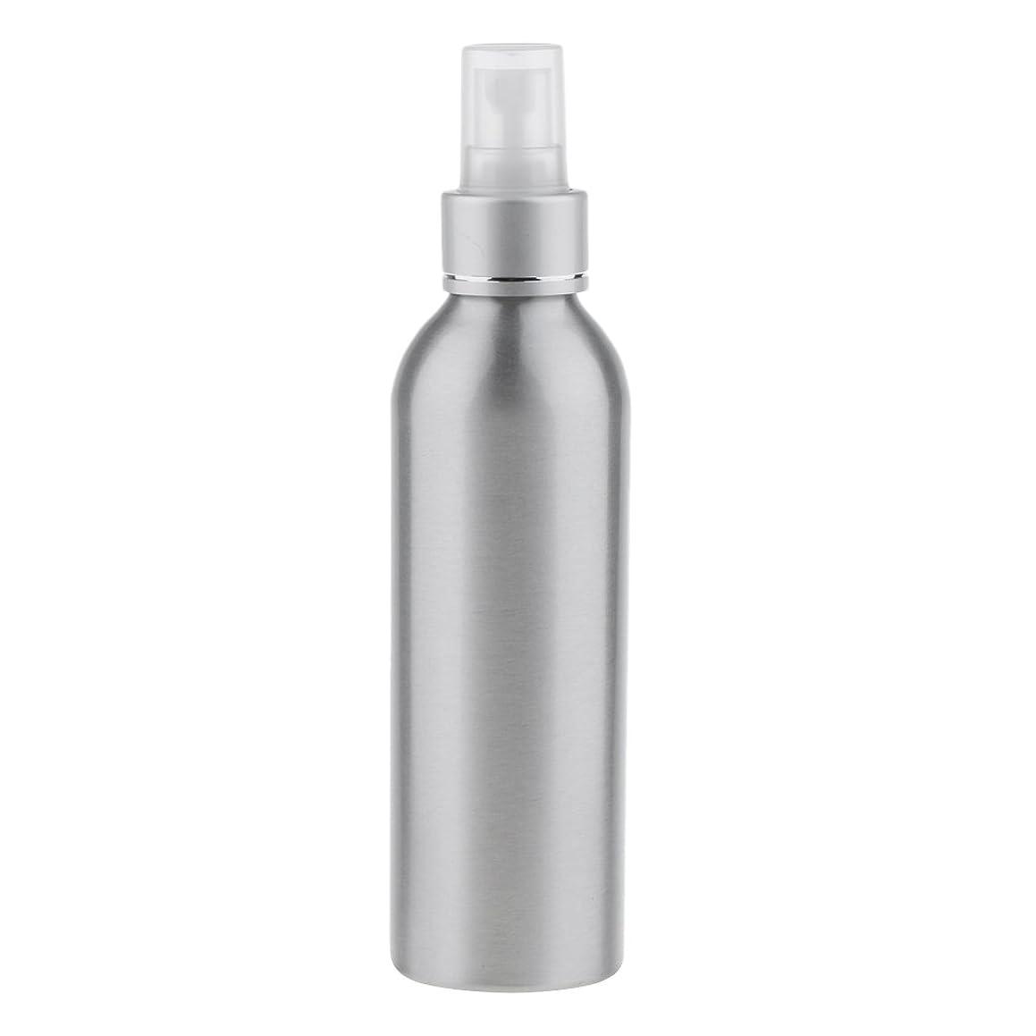 やがて市民汚すBlesiya スプレーボトル 空ボトル アルミ 詰め替え可 微細ミスト 噴霧器 香水 アトマイザーボトル 2サイズ選べる - 150ml