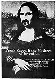 Frank Zappa/Mona Lisa Poster Drucken (60,96 x 91,44 cm)