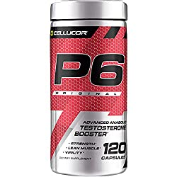 Cellucor P6 Strength, Energy