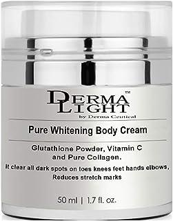 Pure Whitening Body Cream -Derma Light