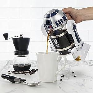 cafetera R2 D2 prensa