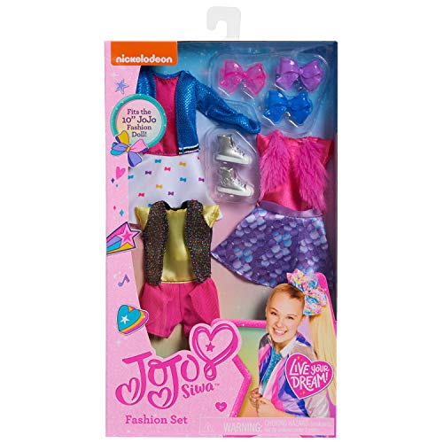 JoJo Multipack Outfits Amazon Exclusive