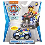 Paw Patrol Diecast True Metal Vehicle Core Chase Toys for Kids Boys Girls Age 3 Years and Above