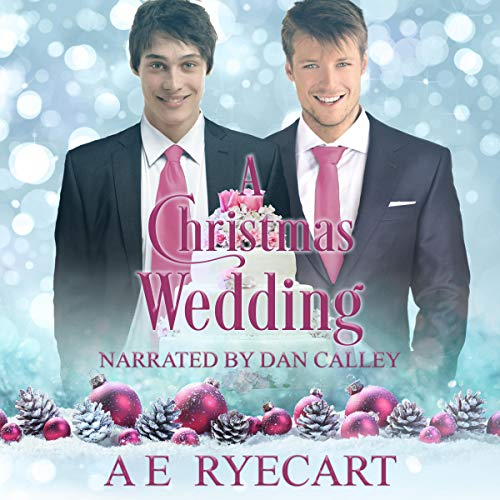 A Christmas Wedding: A Snowy London Love Story cover art