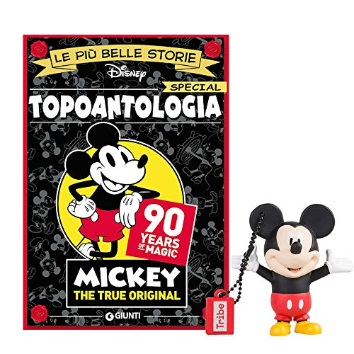 Topoanthologia. Le più belle storie special + Mickey Mouse USB 16GB