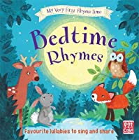My Very First Rhyme Time: Bedtime Rhymes: Favourite bedtime rhymes with activities to share