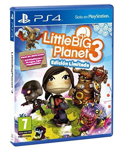 LittleBigPlanet 3 - Edición Limitada