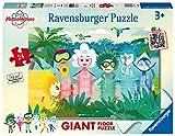 Ravensburger Puzzle MeteoHeroes 24 Giant Suelo Rompecabezas para Niños
