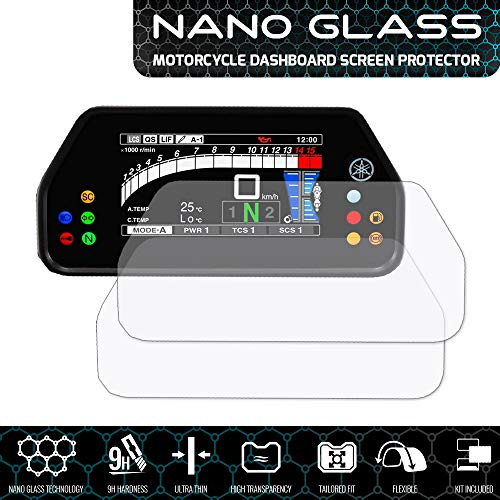 Speedo Angels Nano Glass Displayschutz für 900 Tracer GT (2018+) x 2