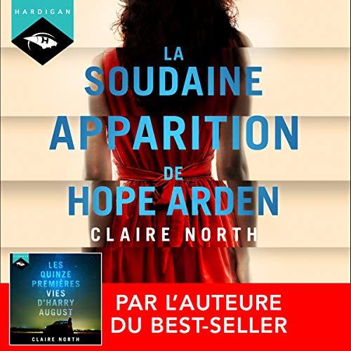La soudaine apparition de Hope Arden audiobook cover art