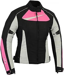 b519bad6 LOVO chaqueta de invierno de mujer para moto (S)