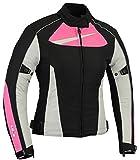 LOVO chaqueta de invierno de mujer para moto (XS)