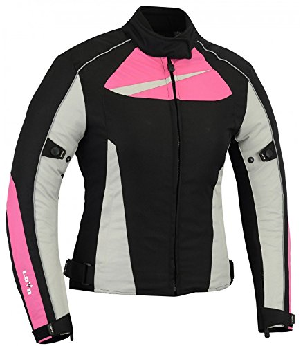 LOVO chaqueta de invierno de mujer para moto (S)