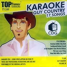 Top Tunes Karaoke CD+G [Mixed Gal/Guy] Country Vol. 38 TT-249
