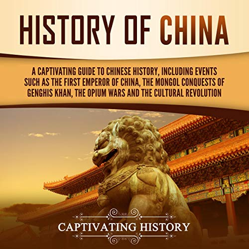 History of China cover art