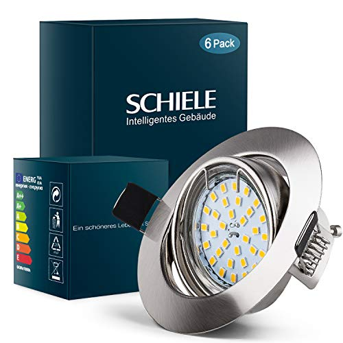 Schiele -   6x Led