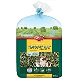 Wafer cut to peel off in layers makes feeding easier and less messy Naturally grown without pesticides Grown specifically for small animals High fiber to support digestive health America's #1 Hay Brand All Natural non GMO ingredient No artificial pre...