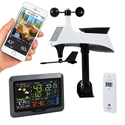 Best Home Weather Station Reviews in 2019: Our Expert's Top