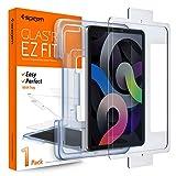 Spigen, 1 Pack, Protector Pantalla iPad Air 4 / iPad Pro 11 (2020/2018), EZ Fit, Kit de Instalación Incluido, Vidrio Templado, Dureza 9H, Compatible con Fundas