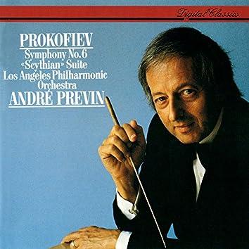 Prokofiev: Symphony No. 6; Scythian Suite