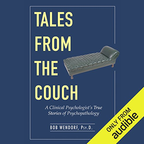 Tales from the Couch audiobook cover art