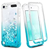 iPod Touch 7th 6th 5th Generation Case, Ruky 360°Full Body...