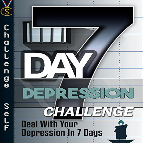 7-Day Depression Challenge audiobook cover art