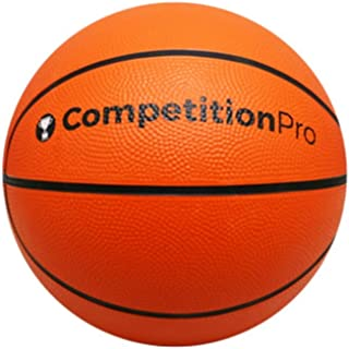 RetroArcade.us ra-r-bball-cpjr27 Arcade Basketball Competition pro Junior Size Rubber Basketball - 8.5 inch, ice Hoop Fever