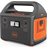 Jackery Portable Power Station Explorer 160, 167Wh Lithium Battery Solar Generator...