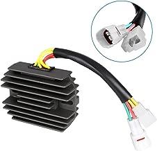 ECCPP Voltage Regulator Rectifier Fit for 2005 2006 2007 2008 Suzuki C90B Boulevard 2005 2006 2007 2008 Suzuki C90T Boulevard