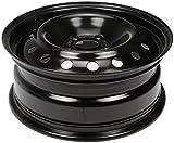 Dorman Steel Wheel with Black Painted Finish (16x6.5'/5x108mm)