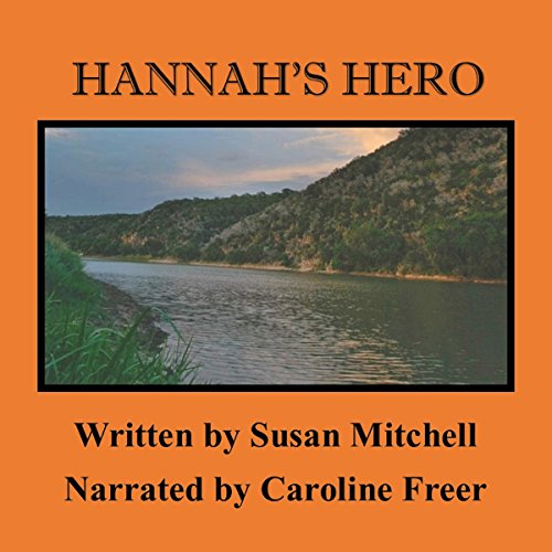 Hannah's Hero audiobook cover art