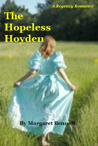 Book: The Hopeless Hoyden (A Historical, Regency Romance) by Margaret Bennett