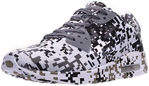 WHITIN Men`s Hybrid OnOff Road Running Shoes