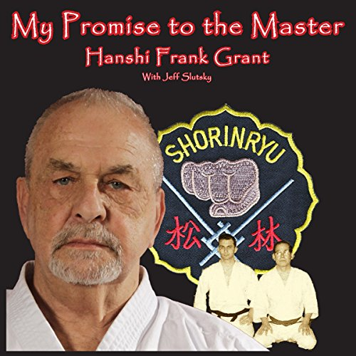 My Promise to the Master audiobook cover art