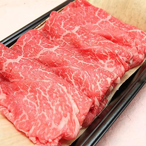 松阪牛 黄金の特選 すき焼き 肉 400g