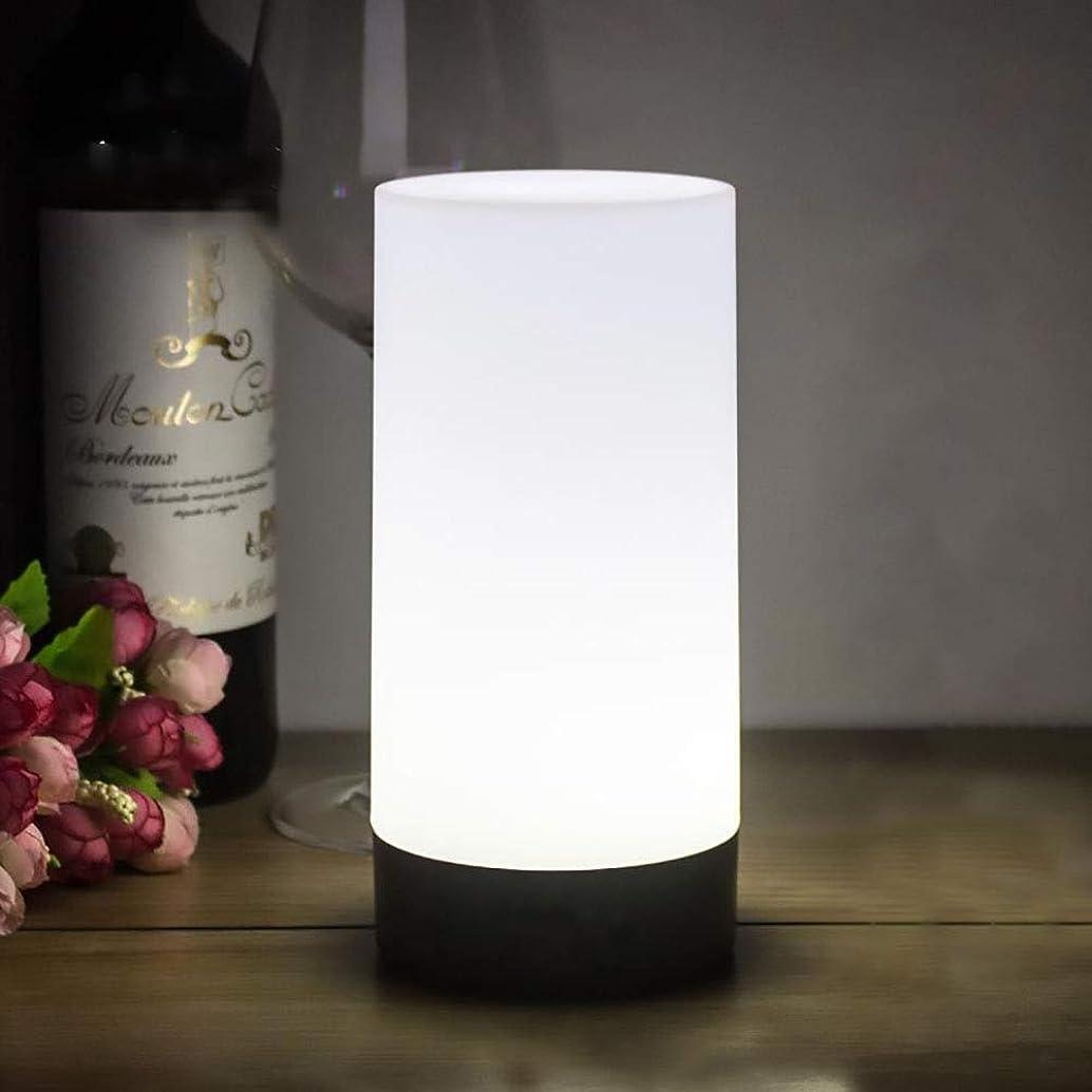 素人到着するダニZXF 明るい白色光単純な風のLEDテーブルランプ/夜間照明/防水アンチドロップ/カスタムパターン 明るい (Size : Ordinary)