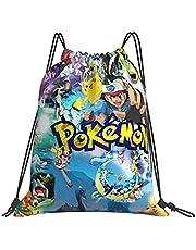 Pokémon Gymtas met trekkoord voor sporttas voor dames en heren