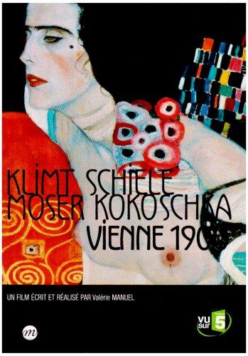 Klimt, kokoschka, schiele et moser : les viennois de la decadence [FR Import]