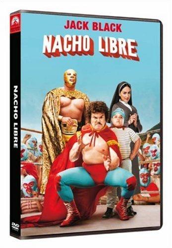 Nacho Libre [Edizione: Regno Unito] [Edizione: Regno Unito]